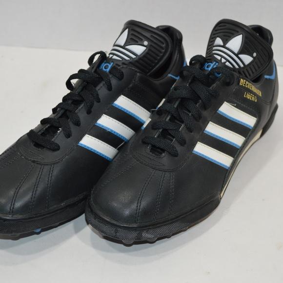 Vintage ADIDAS Mens 9 Beckenbauer Soccer Shoes